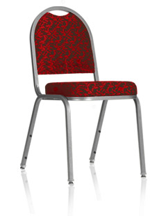 ComforTek 781 Stacking Banquet Chair