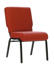 ComforTek ss7711 Padded Stacking Worship Chairs