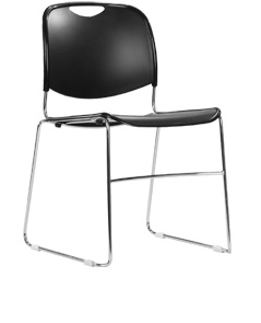 ComforTek 791 High Density Stacking Chair