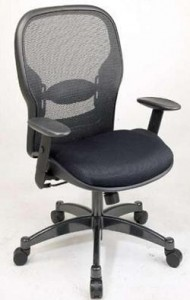 Office Star 2300 Church Chair - Furniture