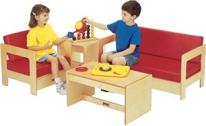 Sunday School Furniture Set for Kids (0380JC)