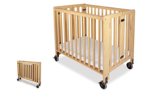 HideAway Folding Compact Crib FDT-1031042