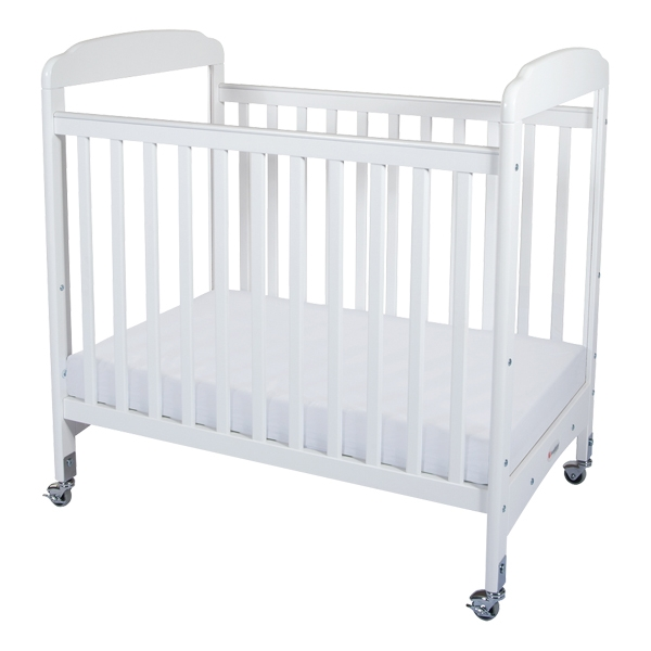 Foundations FD-1732120 Serenity Crib in White