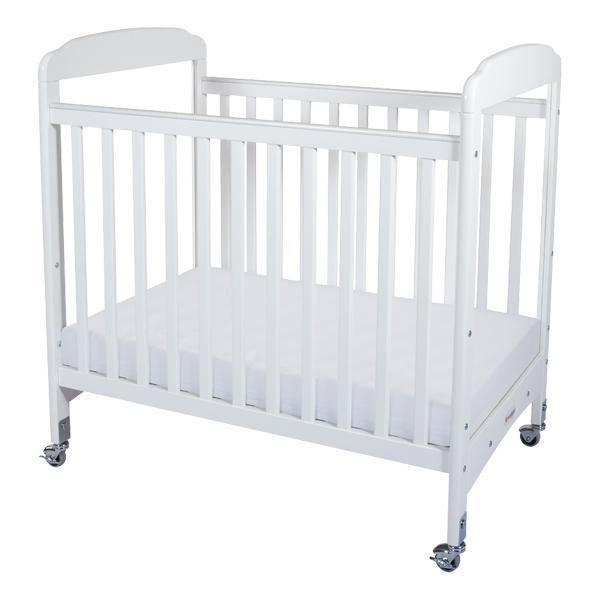 Foundations FD-1732120 Serenity Crib in White