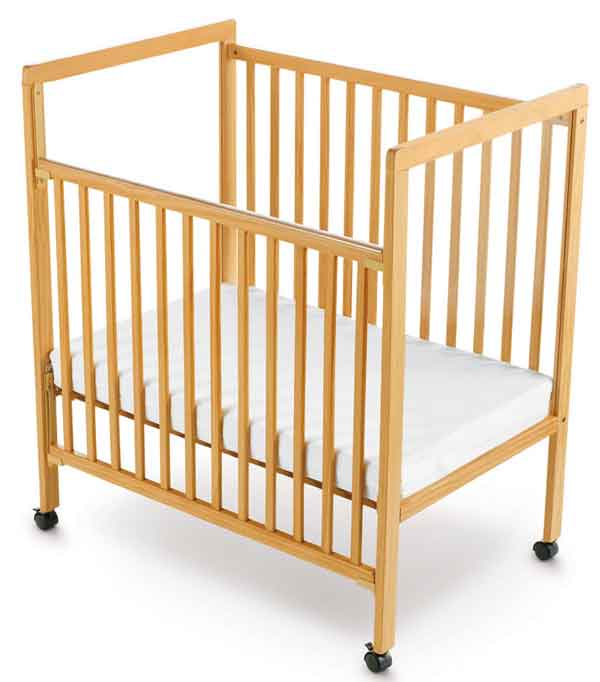 Safetycraft Drop-Side Crib from Foundations