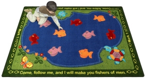 Fishers of Men - Faith Based Rugs