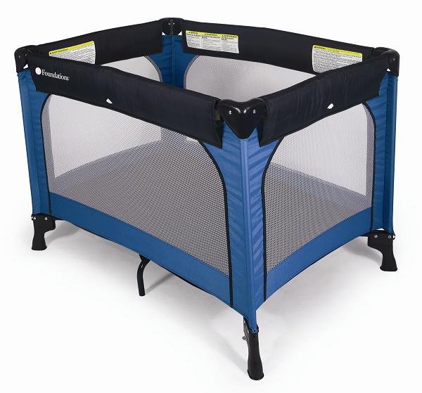 Foundations Playpen - Folding Play Yard