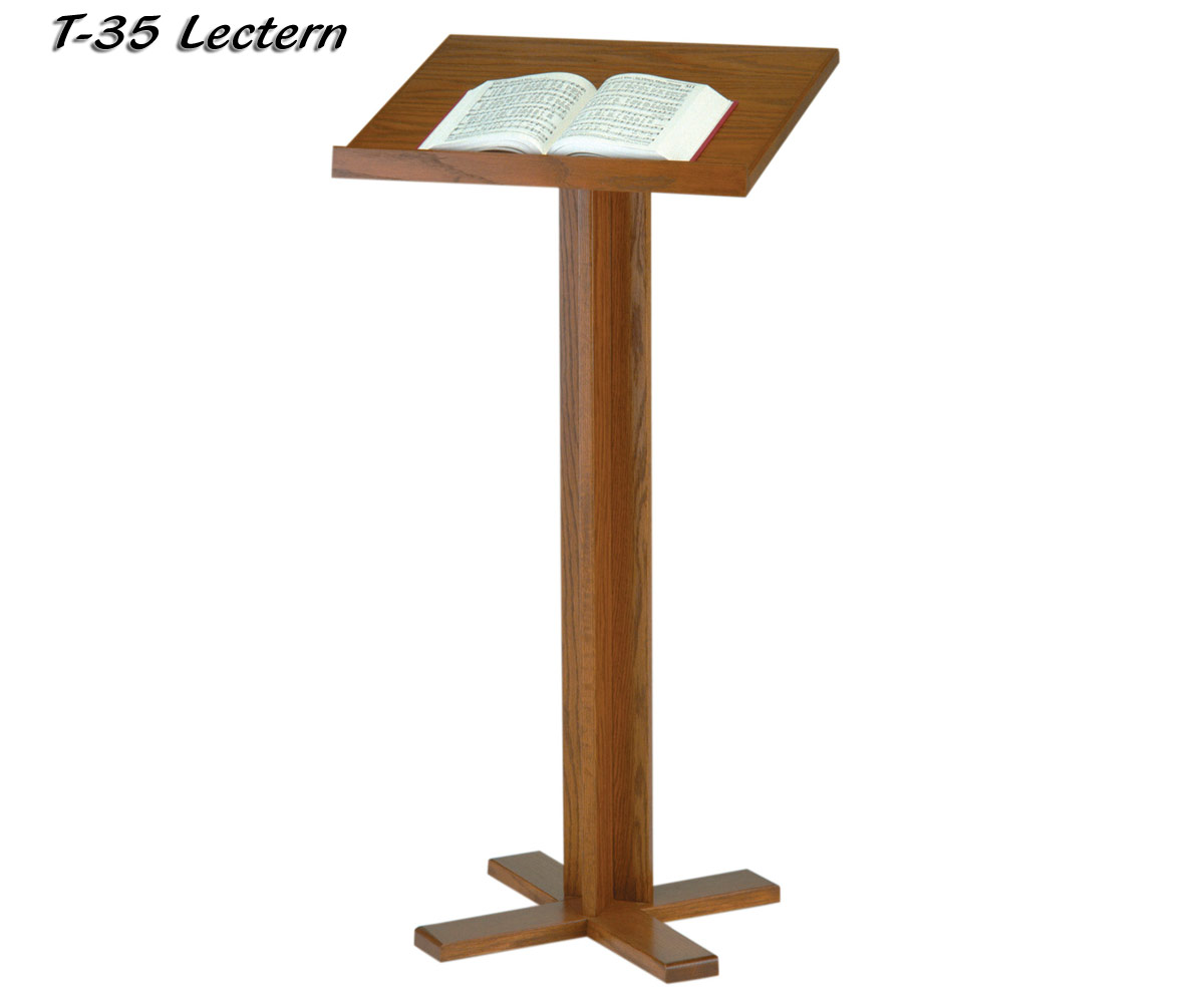 Budget Lectern - Portable and Lightweight