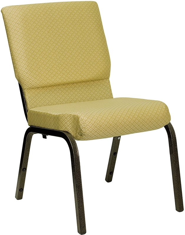 Hercules Beige Church Chair
