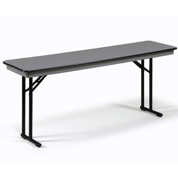 "Comfort Leg Folding Table 8' x 24"""