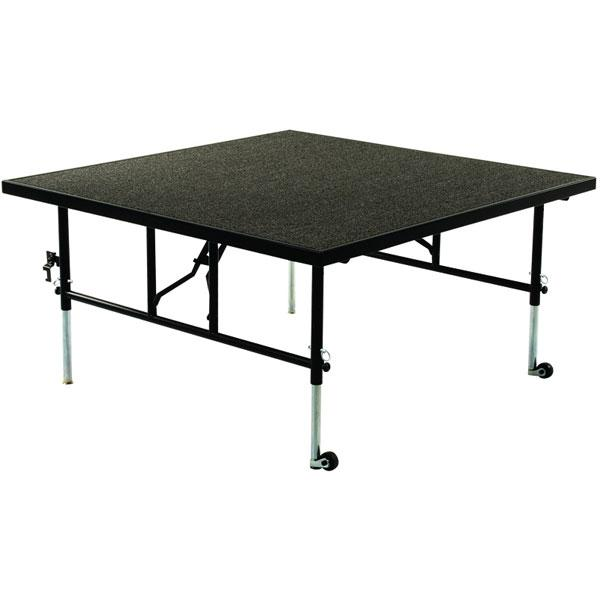 T4808H Folding Portable Stage from Midwest Folding Products