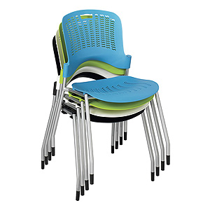 The Sassy Stack Chair from Safco Products