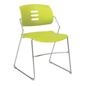 Agiliti Stack Chair from Safco Products