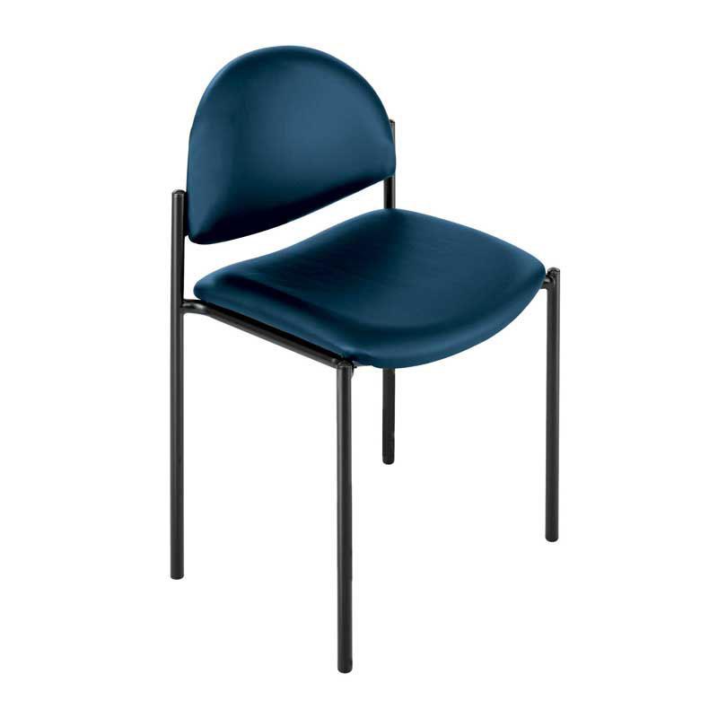 Wicket 7021BU, 7021BL, 7021BG, 7021GR Stack Chairs