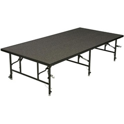 Portable Stage Section from Midwest Folding Products
