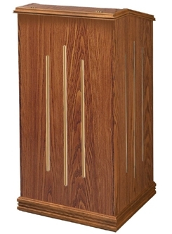 501 Prestige Podium (Wood)
