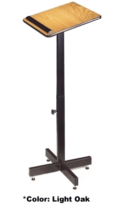 Oklahoma Sound Portable Speaker Stand (Model 70 Lectern)