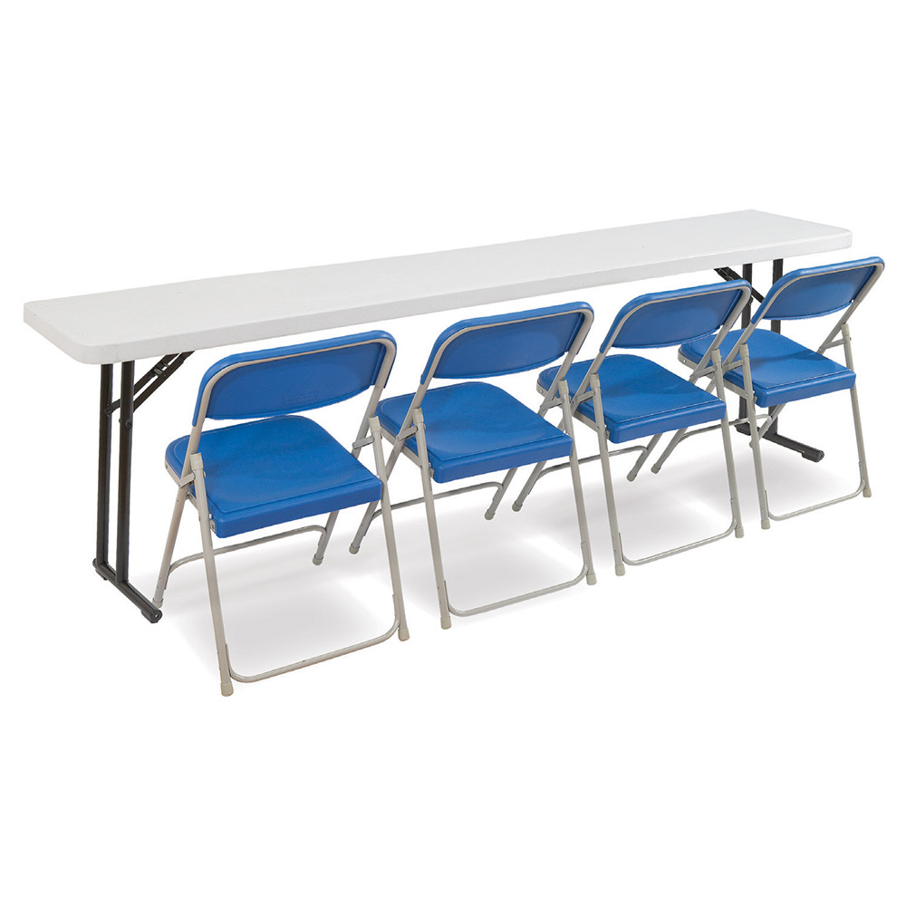 6-Foot Folding Seminar Table from NPS