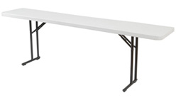 8-Foot Seminar Table BT-1896 from National Public Seating