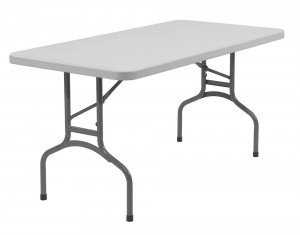 National Public Seating BT-3060 Rectangle Table