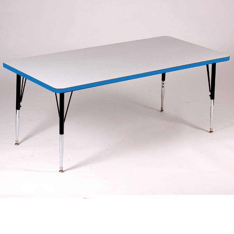 24x48 Rectangle Activity Table from Correll