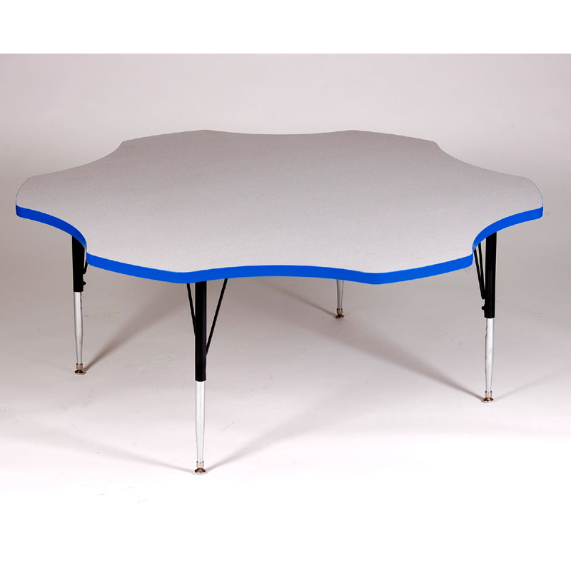 Flower-Shaped Activity Table (A60-FLR)