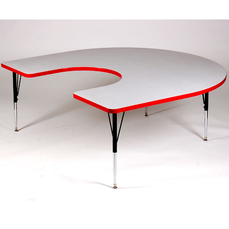 A6066 Horseshoe Table From Correll On Sale Now Church
