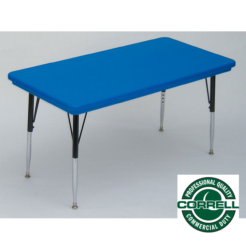 "30"" x 60"" Activity Table from Correll"