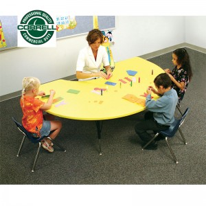 Activity Table for Kids from Correll