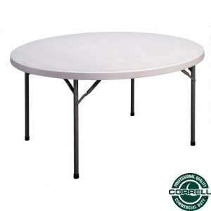 Correll Round Folding Table - CP72
