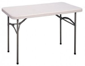 Rectangle Folding Table CP-2448 from Correll