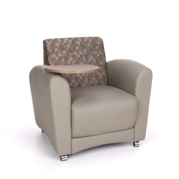 Single Seat Tablet Chair for Your Church Lounge (OFM821)