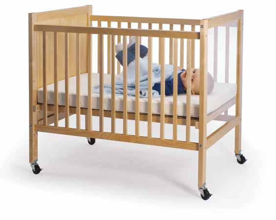 Church Nursery Crib from Whitney Bros (WB9505)