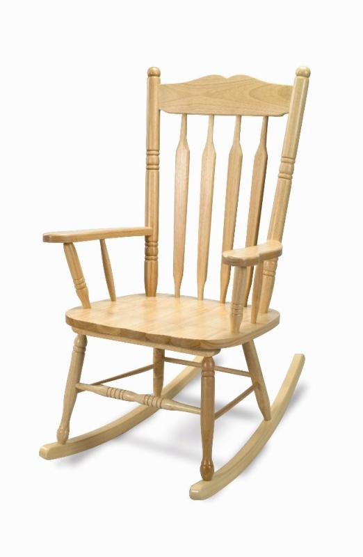 Adult Rocking Chair for Church Nursery