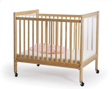 Church Nursery Crib from Whitney Brothers