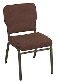 Church Chair in Brown from KFI