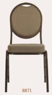 Comfortek 8871 Banquet Chair for Churches