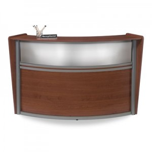 OFM 55310 Marque Plexi Single-Unit Reception Center