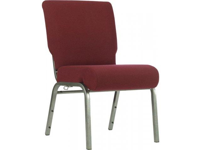 SS-7701 Red Church Chair