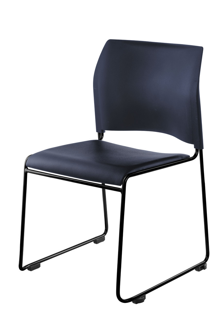 8704-10-04 Stacking Chair from National Public Seating