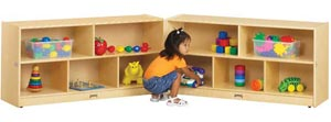 Jonti-Craft Toddler 0326JC Storage