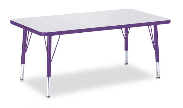 Jonti-Craft Rectagle Activity Table