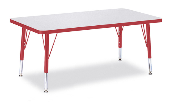"30"" x 46"" 6473JC Rectangle Table"