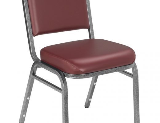 National Public Seating 9208-SV Stacking Chair