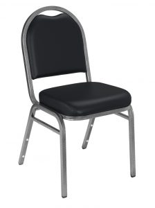 National Public Seating 9210-SV Stacking Chair