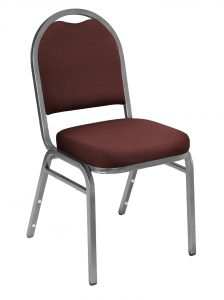 National Public Seating 9258-SV Church Chair