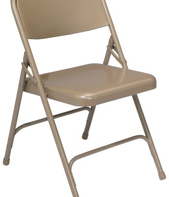 National Public Seating 201 Folding Chair