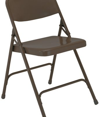 National Public Seating 203 Steel Folding Chair