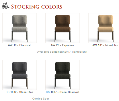 ss-7701-x chair colors