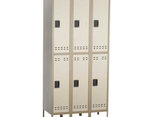 Safco Tan Portable Lockers